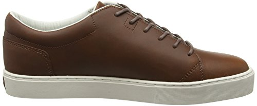 Boxfresh Herren Snkr Sneaker - Zapatillas hombre Marrón (Brown (Bitter Chocolate))