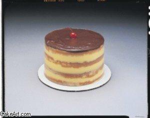 "Cake Art - Poly Cake Collar 4""X30"" 25 CT"