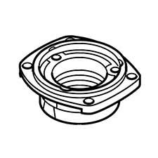 Hitachi 328198 Packing Gland G18DL G18DSL Replacement Part
