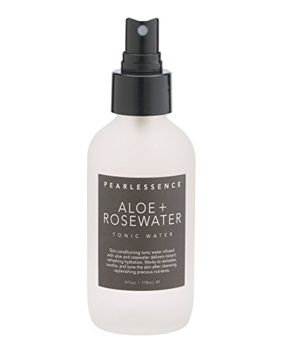 Pearlessence Aloe And Rosewater Skin Conditioning Tonic Water