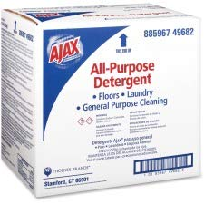 Ajax PB49682 All-Purpose Detergent, Bulk, White by Ajax