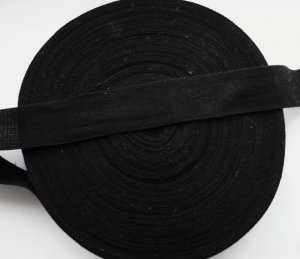 92c69478295 Cotton Tape 20mm 3 4 quot  Black Twill 50 Metres Dressmaking Sewing
