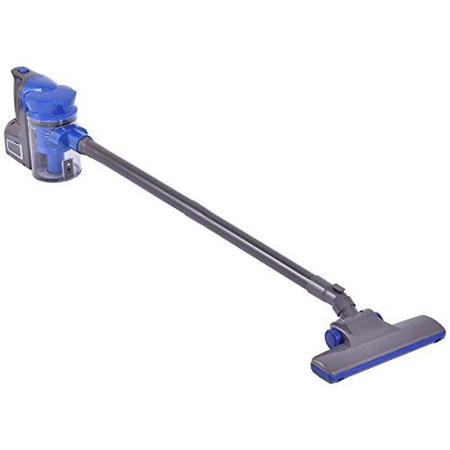 Aspirateur Balai sans sac avec filtre léger portable Classe énergétique A+ (Bleu)