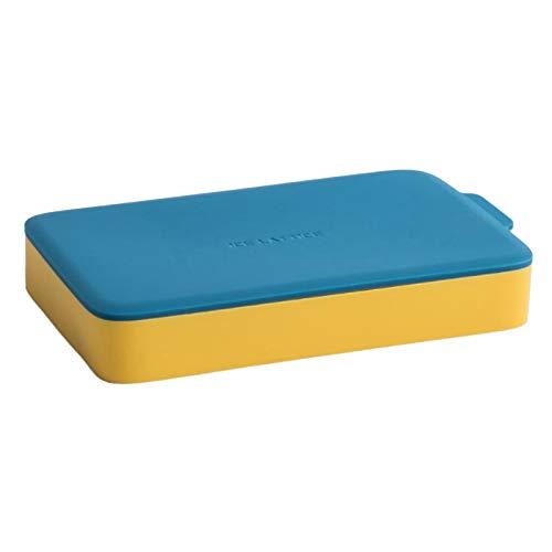 Ao Tuo - Cubitera de hielo de silicona con tapa, hecha en casa ...