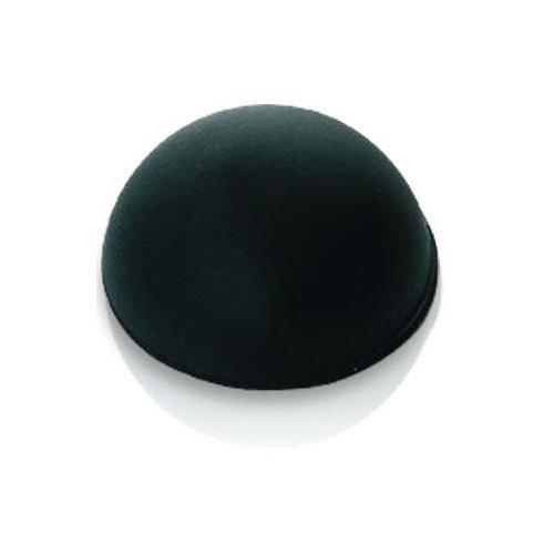 Oehlbach, Puck One for All, assorbitore di risonanza, colore nero, confezione da 4 pezzi 55135