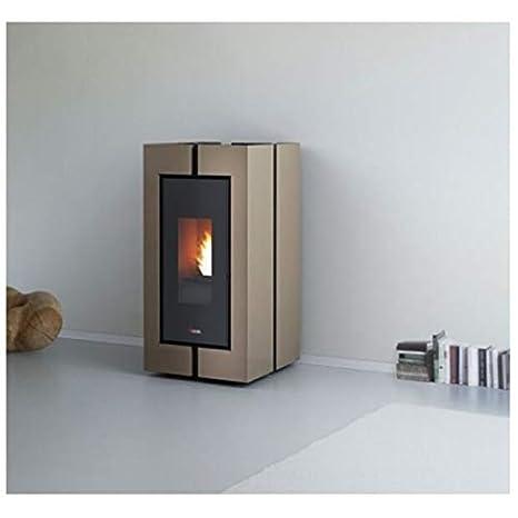 CADEL Tecna 3 stove pellet stove 7015042: Amazon.de: Baumarkt