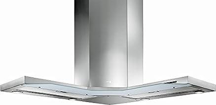 TURBOAIR Cappa Cucina Filtrante ad Angolo 90 cm Inox - TREVI IX/A ...