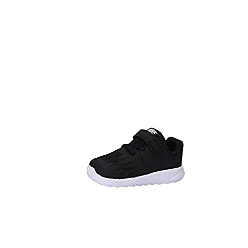 purchase cheap 5716f 42a52 Nike Star Runner (TDV), Chaussons Mixte Bébé, Noir