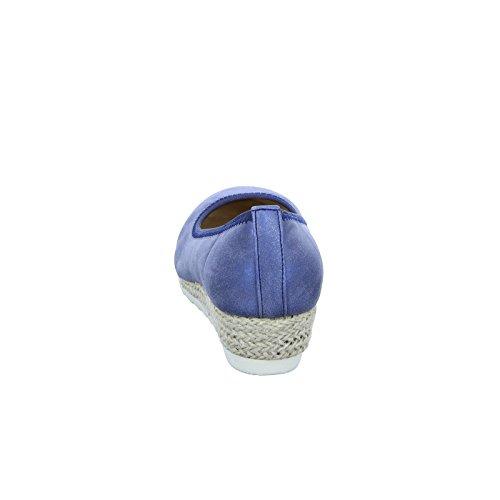 Alyssa MC-2291 Damen Pumps Blau (Blau)