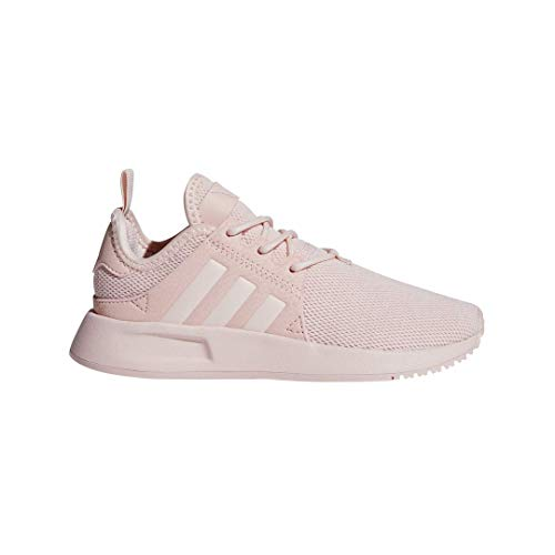 adidas Originals Girls' X_PLR C Running Shoe, Ice Pink, 2 M US Little Kid