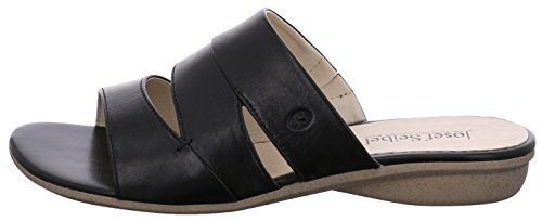Womens Black Fabia Clogs Seibel 12 87512 Josef xU1wg6Aq