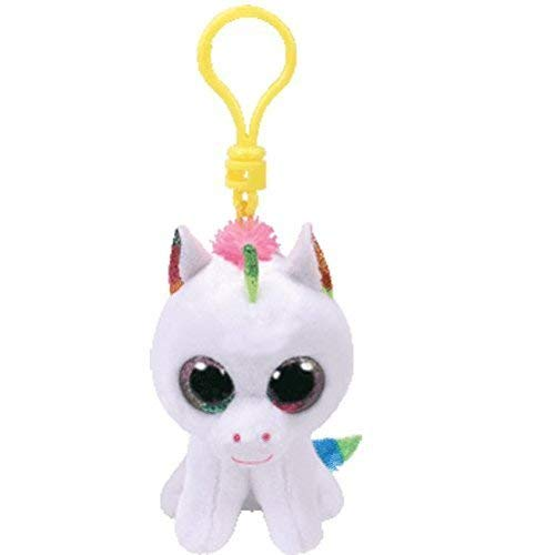 Ty Beanie Boos Pixy The Unicorn Clip -