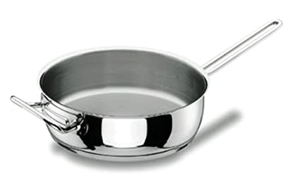 Lacor - 72629 - Sautex Profesional 28 cm Inox: Amazon.es: Hogar