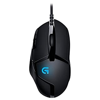 Logitech G402 Hyperion Fury FPS Gaming Mouse (Renewed)