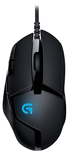 Logitech G402 Hyperion Fury FPS Gaming Mouse Renewed