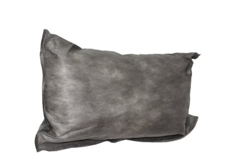 (Sellstrom 68120 Standard Spill Control Pillow, 1 qt Capacity, for Spill Control Station (Carton of 12 Pillows))
