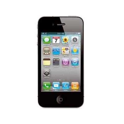 Apple iPhone 4 (White, 8GB)