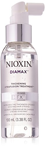 Intensive Therapy Hair Treatment - Nioxin Diamax Advanced Intensive Therapy Thickening Xtrafusion Hair Repair Treatment, 3.4 Ounce