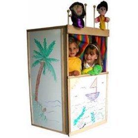 Floor Model Puppet Theater (Beka Floor Model Puppet Theater)