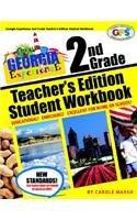 Georgia 2nd Grade Student Workbook - Teacher's Edition