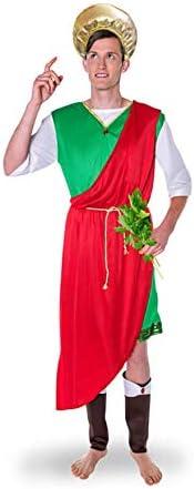 Disfraz de San Pancracio para hombre: Amazon.es: Juguetes y juegos