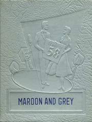 (Custom Reprint) Yearbook: 1958 Union City High School - Maroon and Gray Yearbook (Union City, MI) (Union City High School Union City Mi)