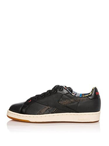 REEBOK Zapatillas Npc Uk Basquiat Negro / Rojo EU 45.5 (US 12)
