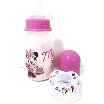 Amazon.com: Reborn muñeca Botella 5oz Fake Leche púrpura ...