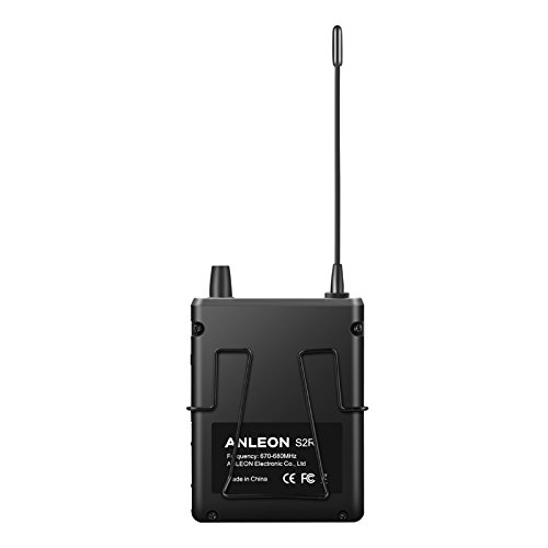 ANLEON S2 Receiver 670-680MHZ (1 Receiver) by ANLEON