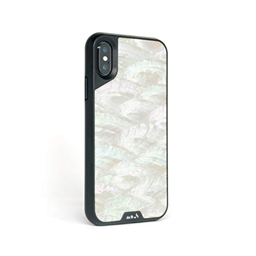 Mous Protective iPhone X/XS Case - Real Shell - Screen Protector Inc.