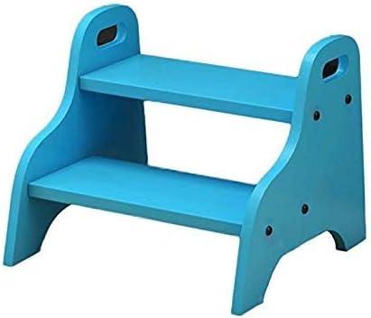 FS Taburete, Taburete For Niños Taburete Con Pedal Taburete Con Escalón Balcón Taburete Con Peldaño Escalera Doble Taburete For Niños (Size : Blue): Amazon.es: Bricolaje y herramientas