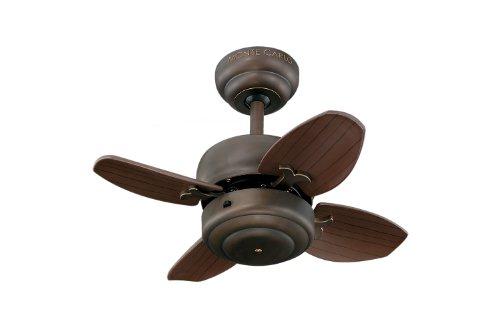 Monte Carlo 4MC20RB, Mini Roman Bronze 20 Ceiling Fan