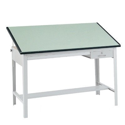 Precision Drafting Rectangular Table Top, 60