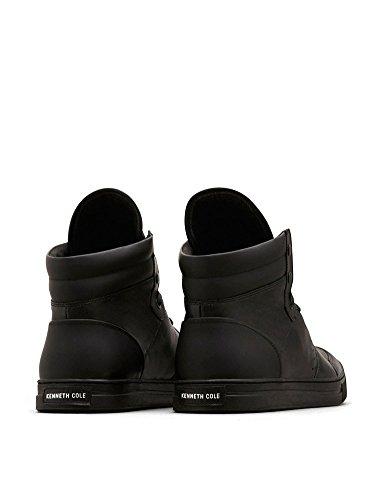 ... Kenneth Cole New York Menns Dobbel Standard Mote Sneaker Svart. Sioux  Zilly Fox 2155150 Svart