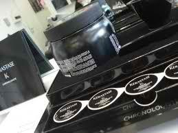 Kerastase Paris Creme Chronologiste Hair Msque 16 oz 500ml & 15 x 8ml Perles