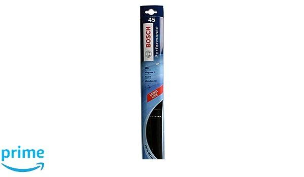 Bosch 646945 2 escobillas limpiaparabrisas para Megane: Amazon.es: Coche y moto