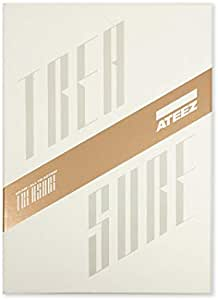 ATEEZ 1st Album - Treasure EP.FIN : ALL TO ACTION [ Z Ver. ] CD + Photo Booklet + Sticker + Postcards + Photocards + Treasure Card and Film + FREE GIFT