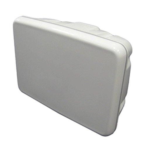 Scanpod SPH-8-W Slim Helm Pod Marine up to 8 Display - White Car (Helm Pod)