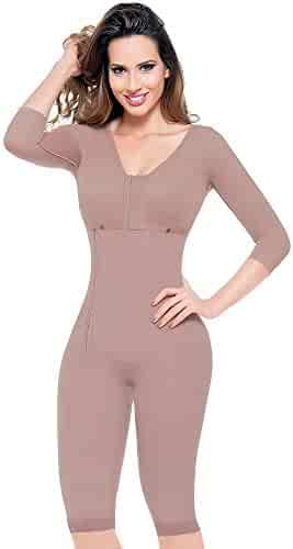 8447bb634f9 Ann Michell Women s 6008 Cocoa - Sara Cocoa 6008 - Shape wear After Surgery  - Whole