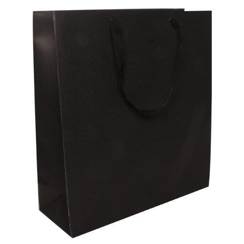 JAM Paper® Heavy Duty Matte Hoizontal GIft Bags - Jumbo - 16