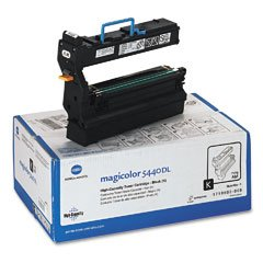 KONICA 1710602-005 Black High Cap TONER/5440DL by Konica-Minolta