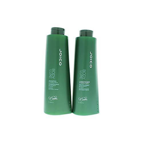 Joico Body Luxe Thickening Kit By for Unisex - 2 Pc Kit 33.8 Oz Shampoo, 33.8 Oz Conditioner, 2count