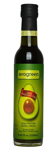 - 250mL Avogreen Extra Virgin Avocado Oil