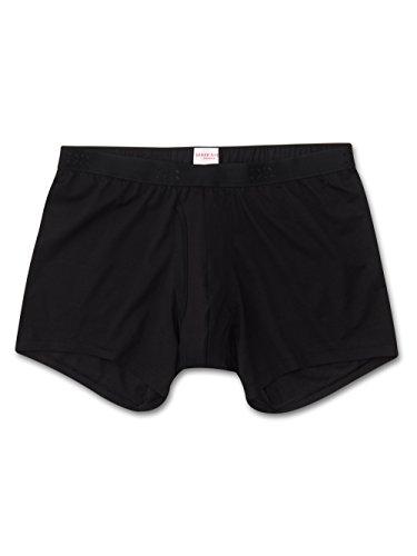 - Derek Rose Men's Pima Cotton Stretch Trunk Underwear (Black, Small)