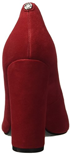 Ridley Punta Sandalias Cerrada Guess Rojo Mujer wgnvqa0v4x