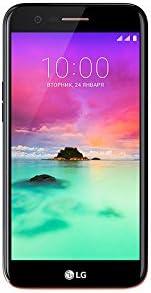 LG K10 LGM250N.AITCTN - Smartphone (13,5 cm (5.3