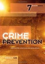 Download Crime Prevention 7th (seventh) edition Text Only PDF