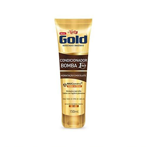 Gold Condicionador Bomba Chocolate Niely