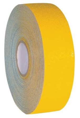 Floor Tape, Yellow, Solid, 3 in x 108 ft by ARMADILLO TAPE