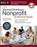 img - for Starting & Building a Nonprofit (3rd, 09) by JD, Peri H Pakroo [Paperback (2009)] book / textbook / text book